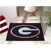 "FANMATS Georgia All-Star Mat 33.75""x42.5"""