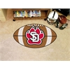 "FANMATS South Dakota Football Rug 20.5""x32.5"""
