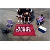 FANMATS Louisiana-Lafayette Tailgater Rug 5'x6'