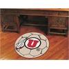 FANMATS Utah Soccer Ball