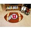"FANMATS Utah Football Rug 20.5""x32.5"""