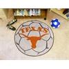 FANMATS Texas Soccer Ball