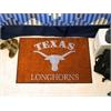 """FANMATS Texas Starter Rug 19""""x30"""""""