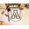 "FANMATS Appalachian State Baseball Mat 27"" diameter"