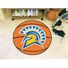 "FANMATS San Jose State University Basketball Mat 27"" diameter"