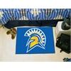 "FANMATS San Jose State University Starter Rug 19""x30"""