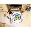 "FANMATS San Jose State University Baseball Mat 27"" diameter"