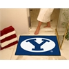 "FANMATS BYU All-Star Mat 33.75""x42.5"""