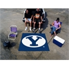 FANMATS BYU Tailgater Rug 5'x6'