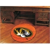 "FANMATS Missouri Basketball Mat 27"" diameter"