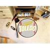 "FANMATS Toledo Baseball Mat 27"" diameter"