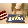 "FANMATS Toledo All-Star Mat 33.75""x42.5"""
