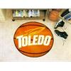 """FANMATS Toledo Basketball Mat 27"""" diameter"""