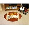 "FANMATS Toledo Football Rug 20.5""x32.5"""