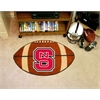 "FANMATS NC State Football Rug 20.5""x32.5"""