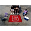 FANMATS NC State Tailgater Rug 5'x6'