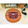 "FANMATS Missouri State Basketball Mat 27"" diameter"