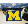 "FANMATS Michigan Starter Rug 19""x30"""