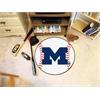 "FANMATS Michigan Baseball Mat 27"" diameter"