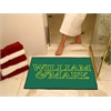 "FANMATS William & Mary All-Star Mat 33.75""x42.5"""