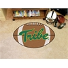 "FANMATS William & Mary Football Rug 20.5""x32.5"""