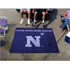 FANMATS US Naval Academy Tailgater Rug 5'x6'