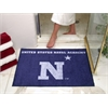 "FANMATS US Naval Academy All-Star Mat 33.75""x42.5"""