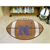 "FANMATS US Naval Academy Football Rug 20.5""x32.5"""
