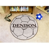 FANMATS Denison Soccer Ball