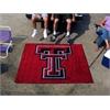 FANMATS Texas Tech Tailgater Rug 5'x6'