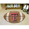 "FANMATS Texas Tech Football Rug 20.5""x32.5"""