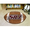 "FANMATS Southern Illinois Football Rug 20.5""x32.5"""