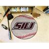"""FANMATS Southern Illinois Baseball Mat 27"""" diameter"""