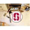 "FANMATS Stanford Baseball Mat 27"" diameter"