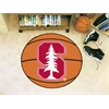 "FANMATS Stanford Basketball Mat 27"" diameter"