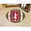 "FANMATS Stanford Football Rug 20.5""x32.5"""