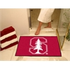 "FANMATS Stanford All-Star Mat 33.75""x42.5"""