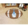 "FANMATS The Citadel Football Rug 20.5""x32.5"""