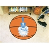 "FANMATS The Citadel Basketball Mat 27"" diameter"