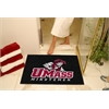 "FANMATS UMass All-Star Mat 33.75""x42.5"""