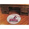 """FANMATS UMass  Baseball Mat 27"""" diameter"""