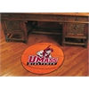 "FANMATS UMass  Basketball Mat 27"" diameter"