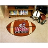 "FANMATS UMass Football Rug 20.5""x32.5"""