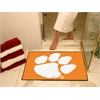 "FANMATS Clemson All-Star Mat 33.75""x42.5"""