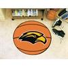 "FANMATS Southern Mississippi Basketball Mat 27"" diameter"