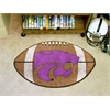 "FANMATS Kansas State Football Rug 20.5""x32.5"""