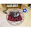 FANMATS Alabama Soccer Ball