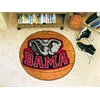 "FANMATS Alabama Basketball Mat 27"" diameter"