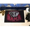 "FANMATS Alabama Starter Rug 19""x30"""