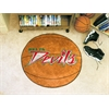 "FANMATS Mississippi Valley State Basketball Mat 27"" diameter"